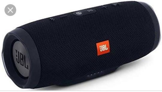 Caixa De Som Portátil Charge 3 Bluetooth Fm Pen Drive Top