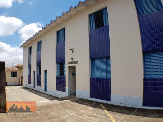 Kitnet Com 1 Dormitório Para Alugar, 19 M² Por R$ 620,00/mês - Cidade Universitária - Campinas/sp - Kn0735