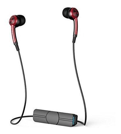 Imagen 1 de 1 de Ifrogz Ifplgwrdo Plugz Auriculares Inalambricos Color Rojo