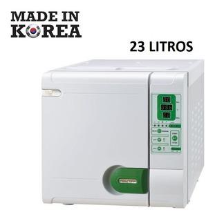 Autoclave 18 Litros Clase B Koreano Salud Medicina Dental