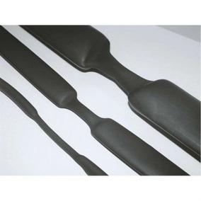 Wa1/8pr Termocontratil Adesivado 1/8 (3,2 / 1mm) Preta 10mts