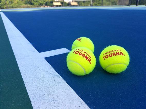 Pelota Entrenamiento De Tenis X20 Unidades