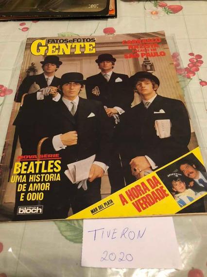 Revista Fatos E Fotos 1978 Beatles Seleção Maria Schineider