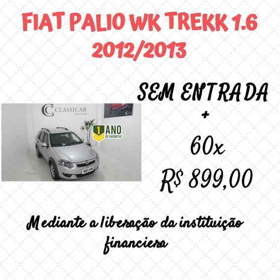 Fiat Palio Wk Trekk 1.6 2012/2013