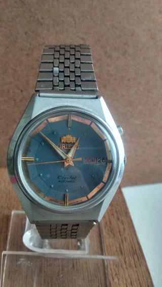 Reloj Orient Cristal 21j Automatico 1967