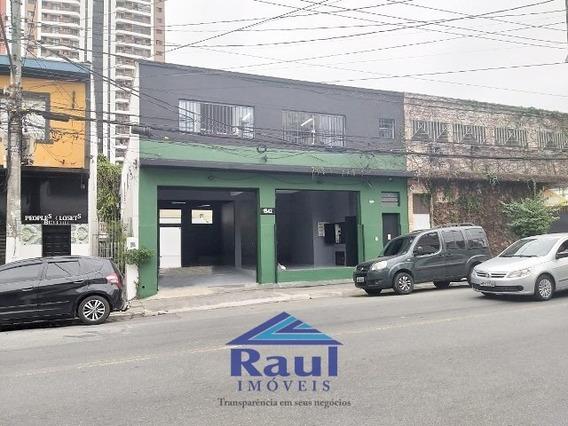 Loc/ Venda Galpão - Chác Santo Antônio, São Paulo - 3901-1