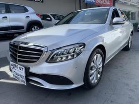 Mercedes-benz C 180 1.6 Cgi Gasolina Exclusive Ano 2019