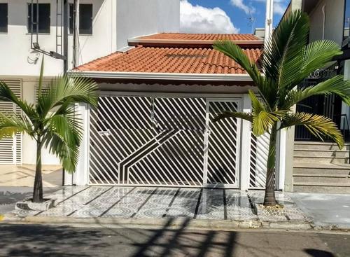 Casa Comercial Excelente Localização Próximo De 2 Colégios E Diversos Comércios Com Terreno De 150 M2 E 112 M² Construção Na Vila Leão - Sorocaba/sp - Ca7457