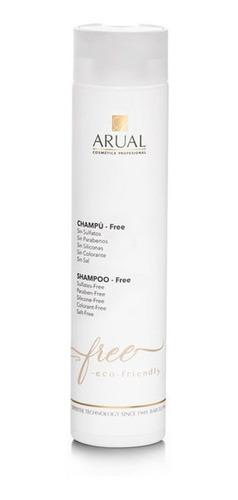 Imagen 1 de 1 de Arual - Shampoo Free 250 Ml