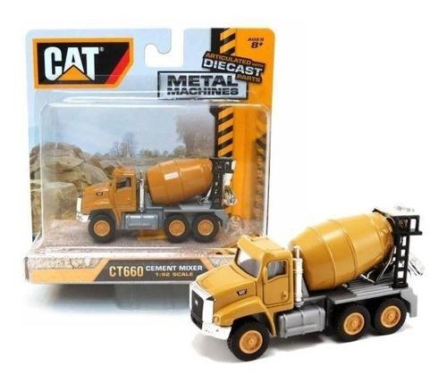 Cat Ct660 Cement Mixer Maquinaria Mina Construccion Diecast