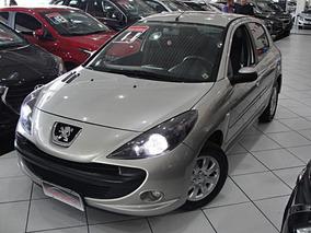 Peugeot 207 1.4 Xr Sport Flex 2011 Completo Novíssimo