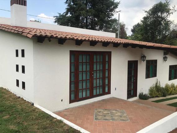 En Renta Bonita Casa De Campo