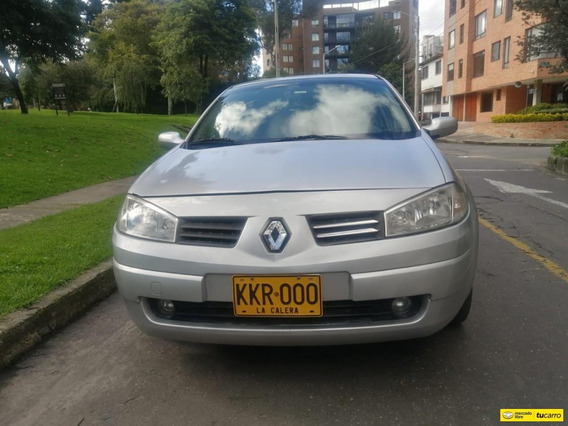 Renault Mégane Ii At 2000