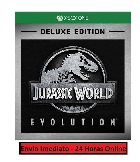Jurassic World Evolution Jogo + Todas Dlc