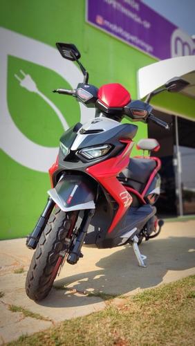 Imagem 1 de 14 de Scooter Moto Elétrica Aima Tiger