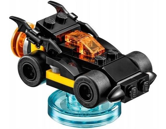Batmobile Batmovel Lego Dimensions - Ps4 - Ps3 - Xbox 360