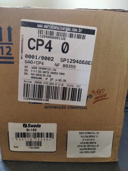 Impressora Térmica Sweda Sl200 (usada) Cerca De 9 Meses