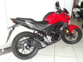 Honda Cb 160f Invicta Cd Satelite Agencia