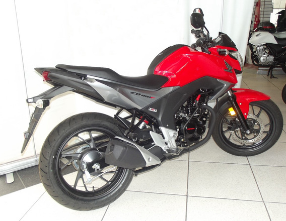 Honda Cb 160f Invicta (2020) Cd Satelite Agencia