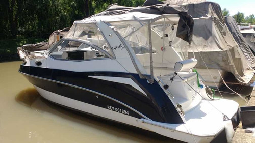 Crucero Ragazza 780 Mercruiser V8 260hp Pata Alpha One 86hs
