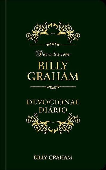 Dia A Dia Com Billy Graham - Devocional Diário