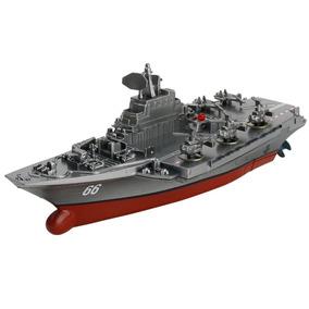 Barco Porta Aviões Aircraft Navio De Controle Remoto 4canais