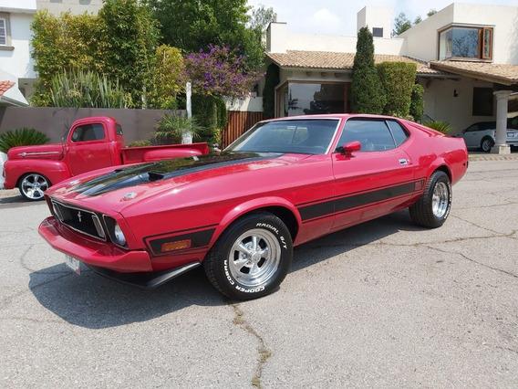 Remato!! Mustang Clasico Mach 1 1973 Factura Original
