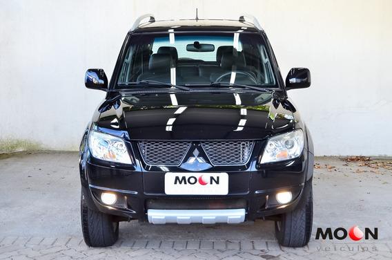 Mitsubisch Pajero Tr4 4x4 Automático 2012 Preto Revisões
