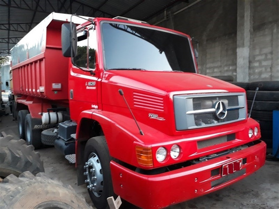 Mb 1620 Truck Com Rodoar Carroceria Ano 2012