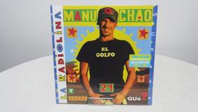 Manu Chao - La Radiolina (lp Novo Lacrado, Pronta Entrega)