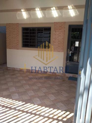 Casa Para Venda Em Hortolândia, Jardim Novo Ângulo, 2 Dormitórios, 1 Banheiro, 1 Vaga - Casa 322_1-1670133