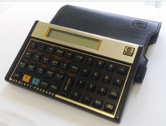 Calculadora Financeira Hp12