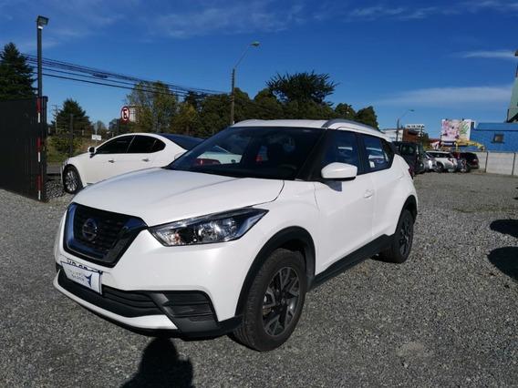 Nissan Kicks Año 2018