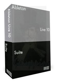 Ableton Live Suite 10 Jun 2019 + 80gb Live Packs Win Online!