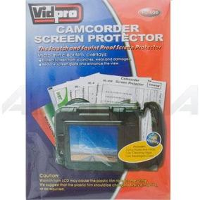 Protetor De Tela Lcd Vidpro Hl-406 Digital Camera