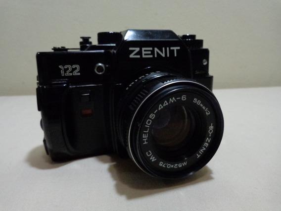 Camera Zenit 122 - Sem Teste - Para Decoração Ou Conserto