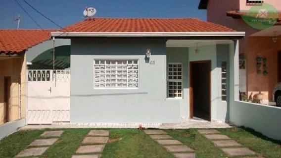 Casa Com 3 Dormitórios À Venda, 70 M² Por R$ 270.000,00 - Wanel Ville - Sorocaba/sp - Ca0984
