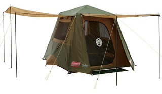 Carpa Coleman Instant Up 4 Personas Gold Series Mm