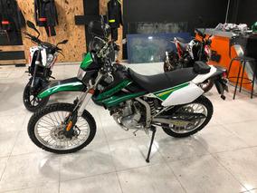 Kawasaki Klx250 2014