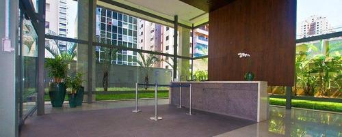 Sala/conjunto 350m²,  6 Vagas - Cerqueira César - Cj1289