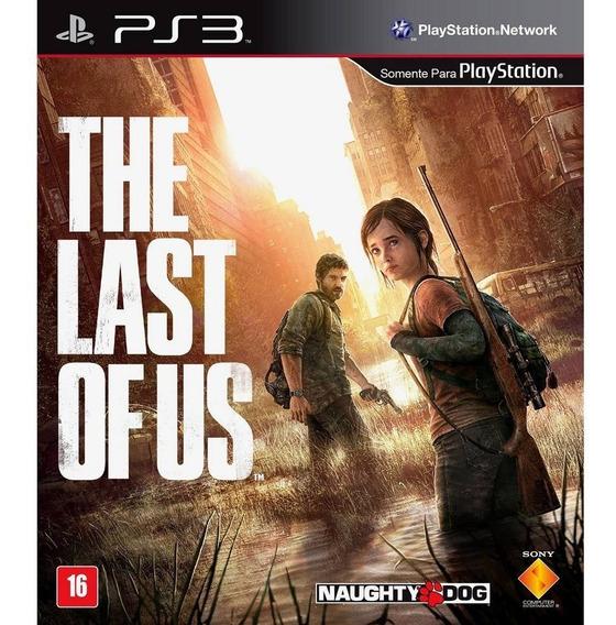 Jogo The Last Of Us Original Midia Física Ps3