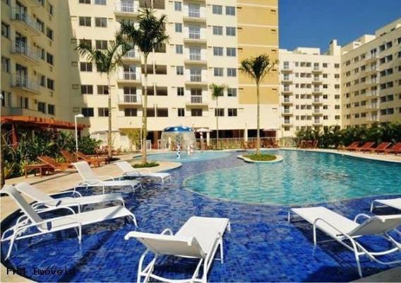 Apartamento Para Venda Em Rio De Janeiro, Campo Grande, 3 Dormitórios, 1 Suíte, 1 Banheiro, 1 Vaga - Fhm3064