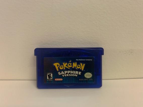 Pokemon Sapphire Version - Gameboy