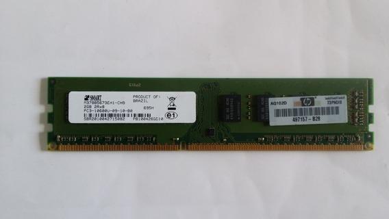 Memória 2gb Ddr3 Fsb 1333 Hp Smart