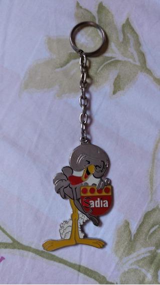 Chaveiro Sadia Em Metal Antigo 03/20 #45