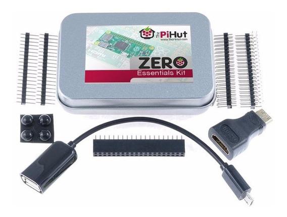 Raspberry Pi Zero Wireless + Essential Kit