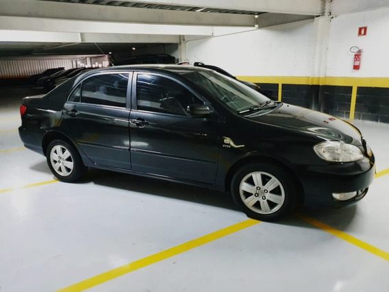 Toyota Corolla Blindado Unico Dono Km Baixo !