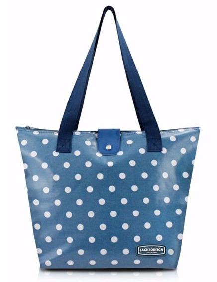Bolsa Feminina Casual M Look Ahl16062 -jacki Design Promoção