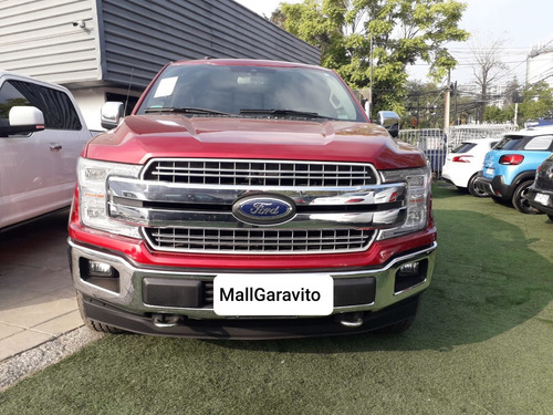 Ford F-150 5.0 Double Cab Lariat Luxury 4wd 2019