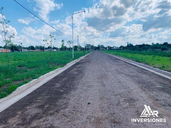 Venta De Terreno En Perez - Barrio Lapachos 2 - Oportunidad